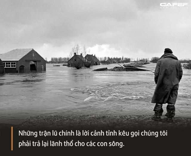 Nằm dưới mực nước biển và đang chìm dần nhưng quốc gia này vẫn sống khỏe và còn kiếm tiền từ lũ lụt - ảnh 2