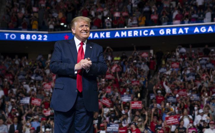 """Kinh tế Mỹ chao đảo: Thế mạnh của Trump biến thành """"dao hai lưỡi"""", Biden có cơ hội vàng thắng cử"""