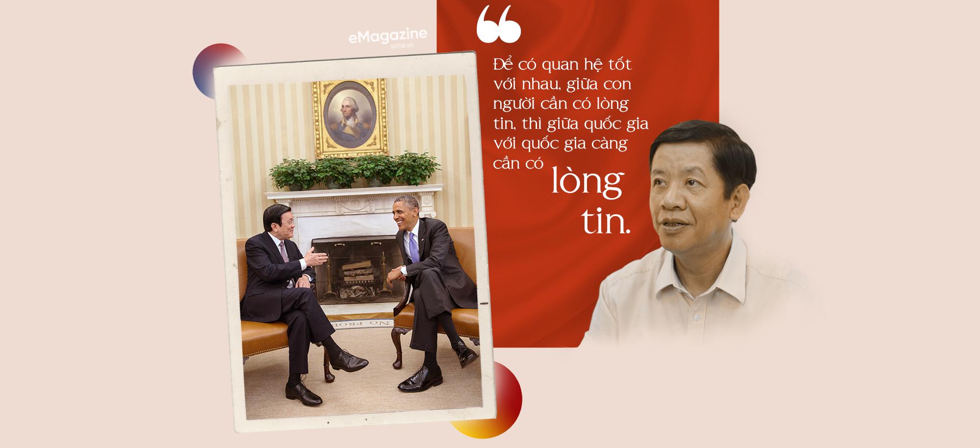 """""""Đại sứ"""" xuất sắc nhất và điều đặc biệt trong Tuyên bố chung thiết lập Đối tác toàn diện Việt Nam - Hoa Kỳ - Ảnh 3."""