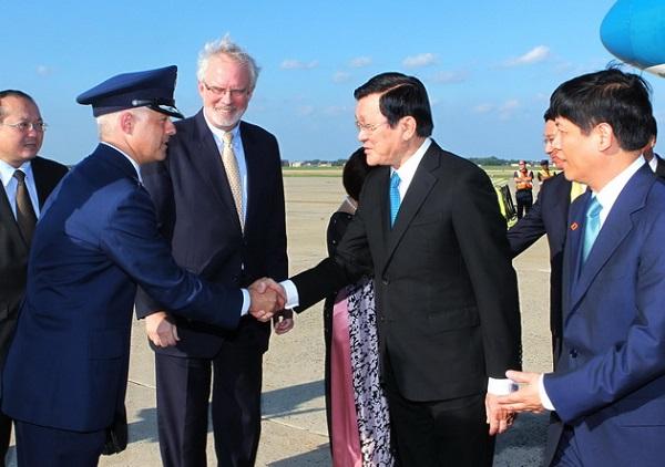 """""""Đại sứ"""" xuất sắc nhất và điều đặc biệt trong Tuyên bố chung thiết lập Đối tác toàn diện Việt Nam - Hoa Kỳ - Ảnh 2."""