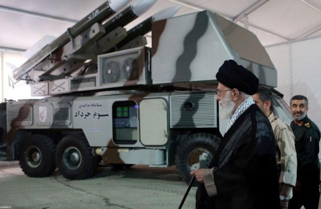 Syria - Iran lập mưu, dàn trận địa tên lửa: Tung cú đánh sấm sét nã thẳng vào Mỹ - Israel? - Ảnh 2.