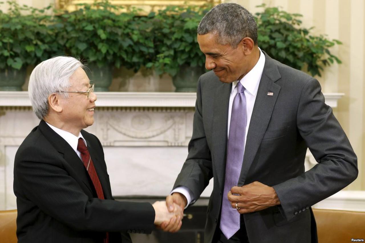 Cuộc gặp lịch sử của Tổng Bí thư tại Nhà Trắng và cuộc điện đàm chưa từng có của Thủ tướng - Ảnh 4.