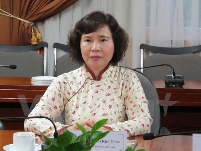 Trước cựu Thứ trưởng Bộ Công thương Hồ Thị Kim Thoa những quan chức nào đã bỏ trốn khi bị khởi tố? - Ảnh 1.