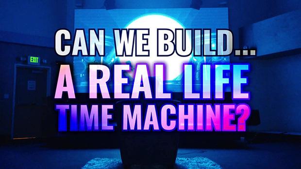 Thanh niên tự chế thiết bị du hành thời gian để trải nghiệm lại chính cuộc đời mình - Ảnh 1.