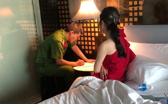 """Triệt phá đường dây mại dâm, giá 100 USD/lần của tú ông Huy """"gái"""" ở trung tâm Sài Gòn"""