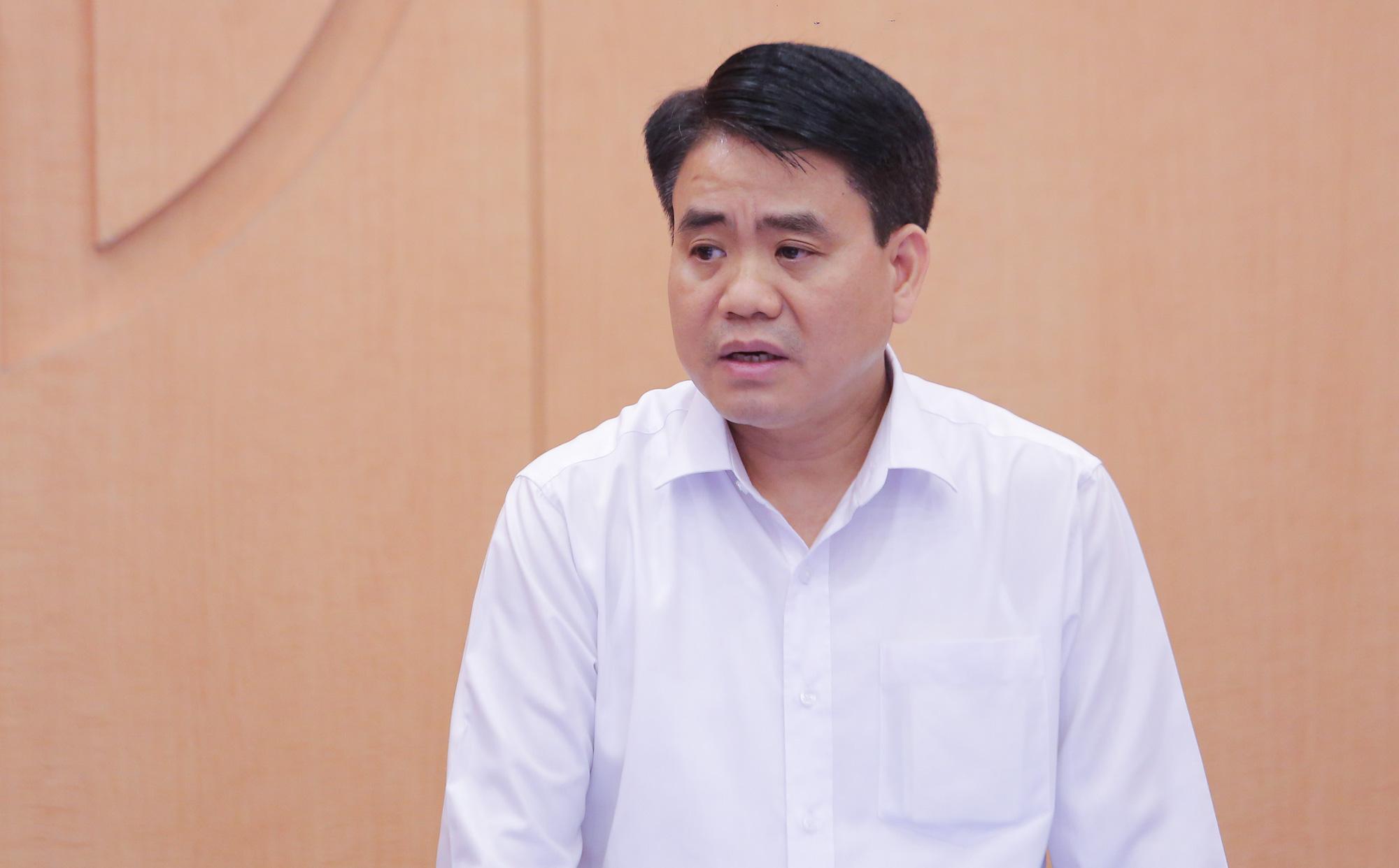 Chủ tịch Nguyễn Đức Chung yêu cầu lắp camera an ninh khép kín địa bàn các quận