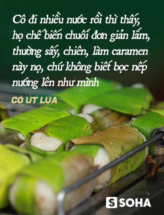 Người Việt Nam làm chuối nếp nướng ngon nhất thế giới: Từ hộ nghèo bán rong đến doanh thu 400 triệu đồng/tháng - Ảnh 6.