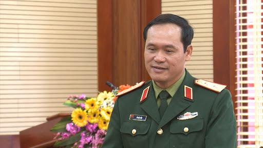 Chân dung 3 Tư lệnh vừa được Thủ tướng bổ nhiệm làm Thứ trưởng Bộ Quốc phòng - Ảnh 2.