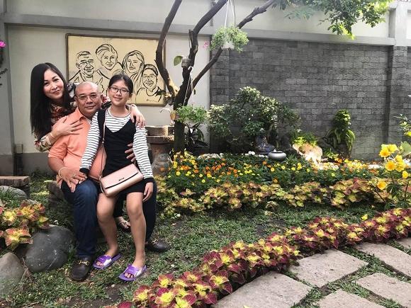 NSND Hồng Vân tiết lộ nơi bí mật, chưa bao giờ khoe ai trong biệt thự giữa lòng Sài Gòn - Ảnh 7.