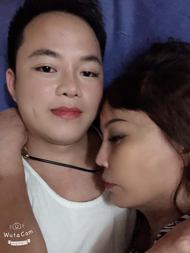 Nửa đêm khoe ảnh ôm ấp cùng caption mùi mẫn, vợ chồng cô dâu 63 tuổi ở Cao Bằng nhận cả rổ gạch đá - Ảnh 2.
