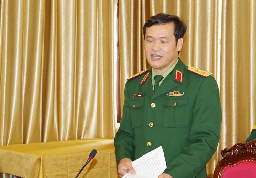 Bổ nhiệm Tư lệnh Quân khu 3 và Tư lệnh Hải quân làm Thứ trưởng Bộ Quốc phòng - Ảnh 2.