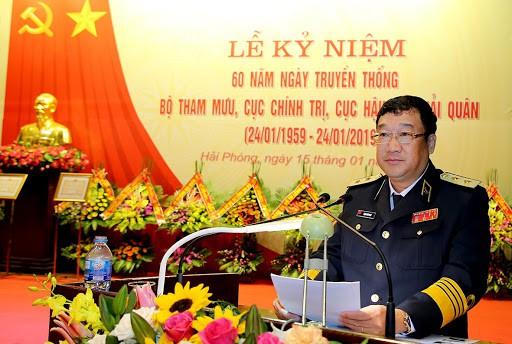 Bổ nhiệm Tư lệnh Quân khu 3 và Tư lệnh Hải quân làm Thứ trưởng Bộ Quốc phòng - Ảnh 3.