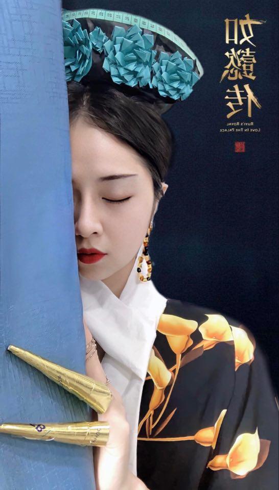 """Hot girl gây bão TikTok nhờ cosplay nhân vật cổ trang Trung Quốc phong cách """"siêu lầy"""""""