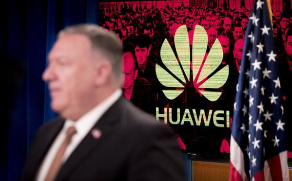 Mỹ đe dọa trừng phạt nhân viên và đối tác kinh doanh của Huawei