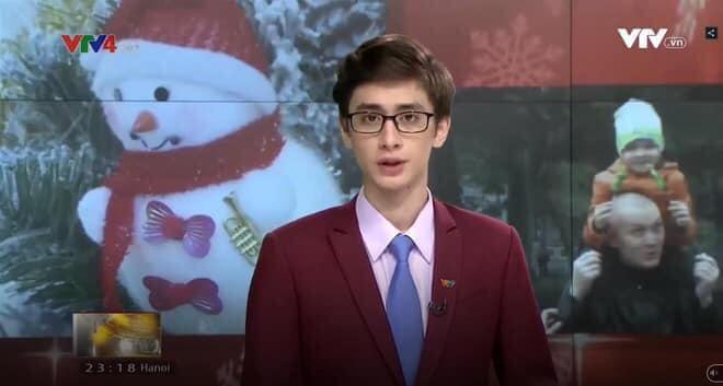 Gia thế của MC người Nga từng gây sốt khi dẫn bản tin trên VTV - Ảnh 1.