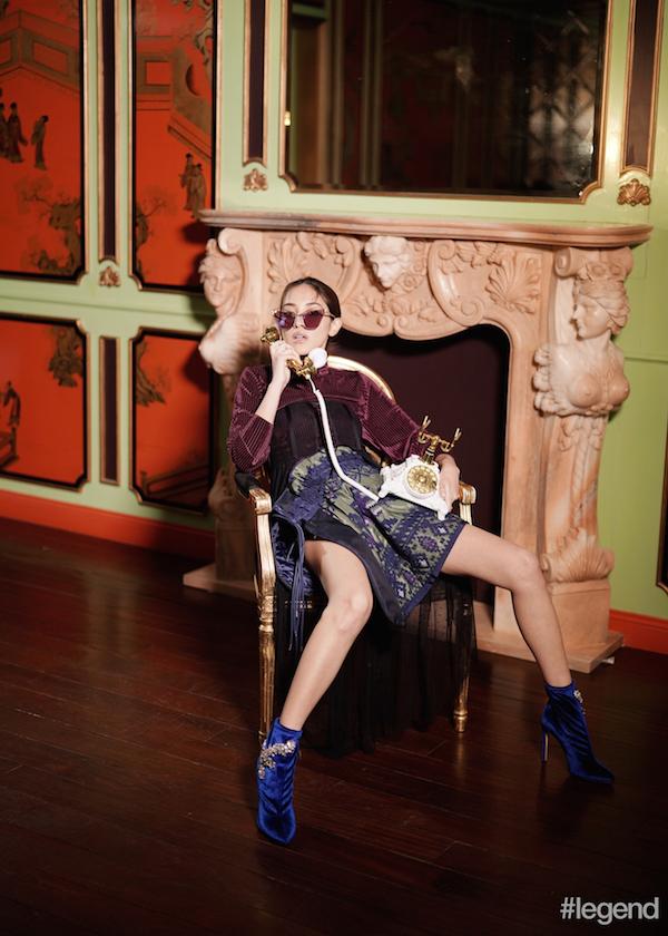 Hoa hậu Hong Kong khiến con trai vua sòng bài Macau say đắm ngày càng gợi cảm khi mang bầu - Ảnh 3.