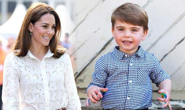 Công nương Kate lần đầu thẳng thắn nói về tình trạng đáng lo của Hoàng tử út Louis nhưng cách xử lý lại khác hoàn toàn so với Meghan Markle - Ảnh 1.