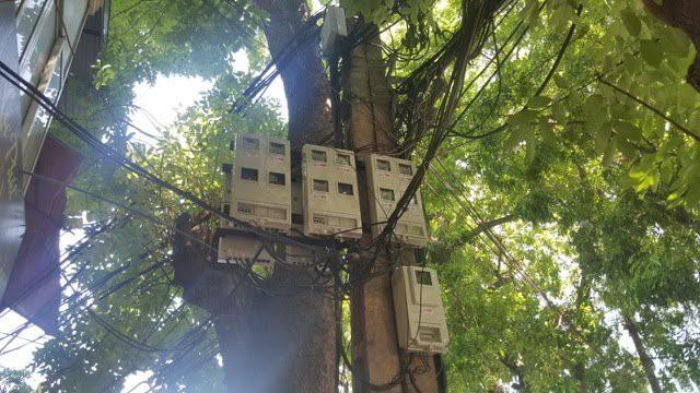 Hà Nội: Tiền điện tăng bất thường vì bị đấu nhầm công tơ… nhà hàng - Ảnh 1.