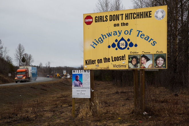 """Vụ án """"Xa lộ Nước mắt"""" của Canada: Phụ nữ bị sát hại hàng loạt trên tuyến đường số 16, cảnh sát bất lực chưa thể phá giải - Ảnh 5."""