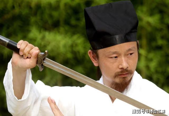 Chuyên gia võ thuật chỉ ra võ công thật sự ít người biết của Chưởng môn Võ Đang - Ảnh 2.