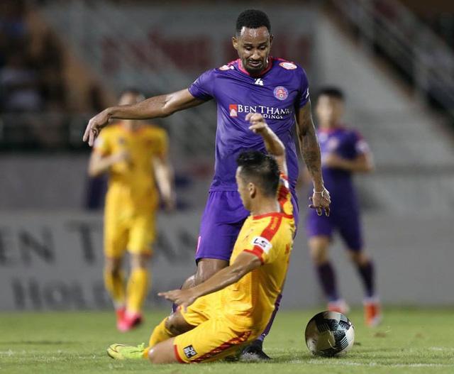 CLB Sài Gòn - Dược Nam Hà Nam Định: Củng cố ngôi đầu (19h15 ngày 18/7) - Ảnh 2.