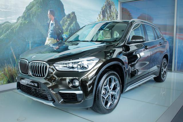BMW X1 giảm kỷ lục hơn 300 triệu đồng, giá lần đầu chạm đáy 1,549 tỷ đồng tại đại lý - Ảnh 1.