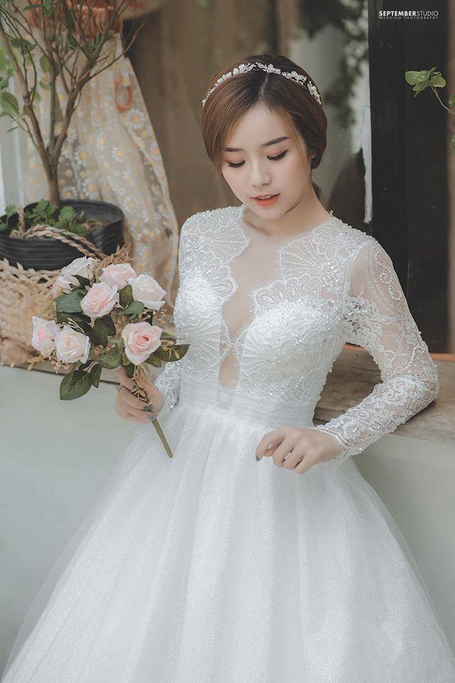 Vợ cũ Hoài Lâm bất ngờ diện áo cưới, tiết lộ tâm sự khiến nhiều người xót xa - Ảnh 7.