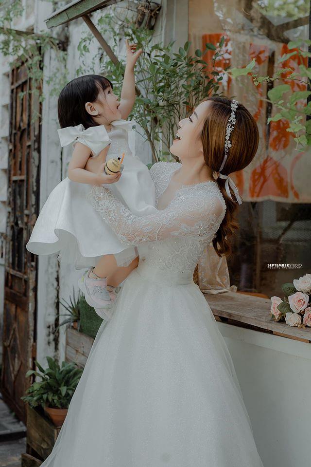 Vợ cũ Hoài Lâm bất ngờ diện áo cưới, tiết lộ tâm sự khiến nhiều người xót xa - Ảnh 5.
