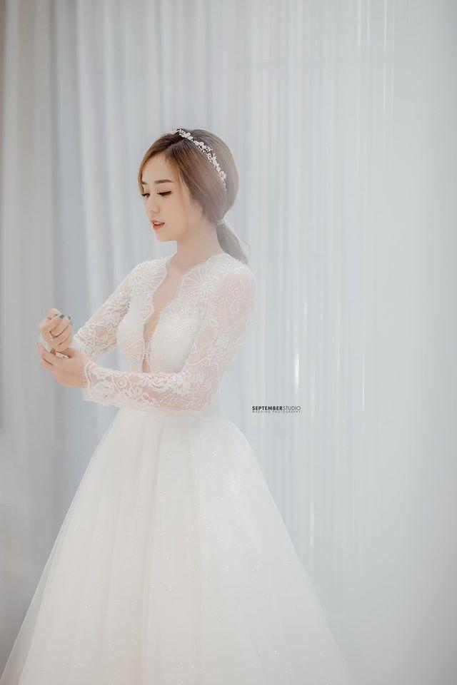 Vợ cũ Hoài Lâm bất ngờ diện áo cưới, tiết lộ tâm sự khiến nhiều người xót xa - Ảnh 6.