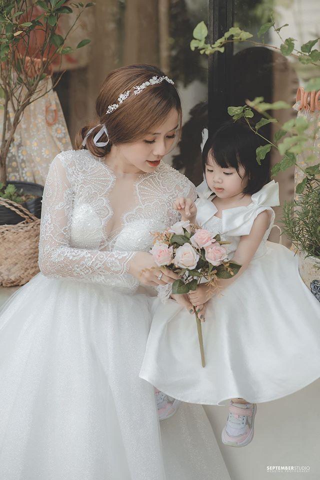 Vợ cũ Hoài Lâm bất ngờ diện áo cưới, tiết lộ tâm sự khiến nhiều người xót xa - Ảnh 4.