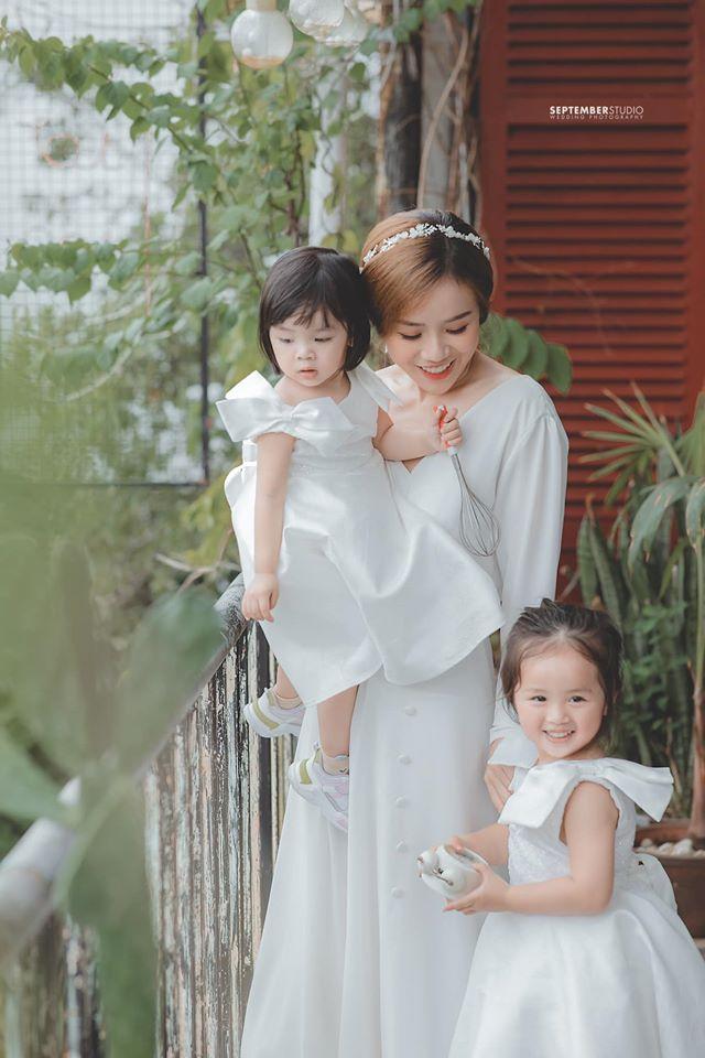 Vợ cũ Hoài Lâm bất ngờ diện áo cưới, tiết lộ tâm sự khiến nhiều người xót xa - Ảnh 9.