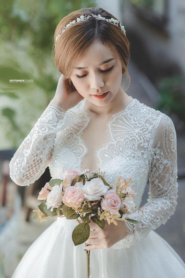 Vợ cũ Hoài Lâm bất ngờ diện áo cưới, tiết lộ tâm sự khiến nhiều người xót xa - Ảnh 3.