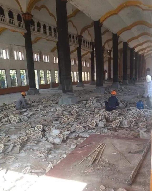 Chính thức hạ giải nhà thờ Bùi Chu 135 tuổi - Ảnh 3.