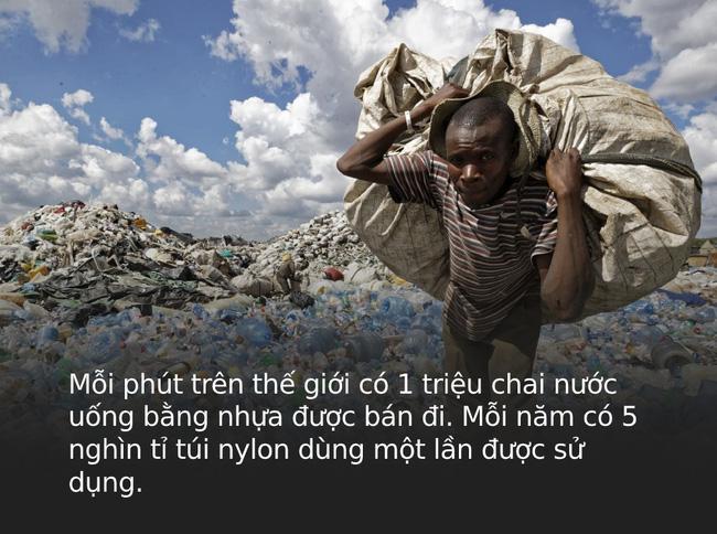 Chúng ta đang ăn đều đặn 2000 mảnh nhựa mỗi ngày, 30 năm nữa số nhựa trên biển sẽ nhiều hơn số cá đang bơi chỉ vì thói quen sống mà 100% người hiện đại đều có - Ảnh 1.