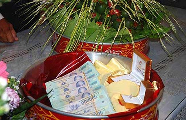 Từ 1/9, thách cưới quá đáng gây cản trở việc kết hôn có thể bị phạt tiền - Ảnh 1.