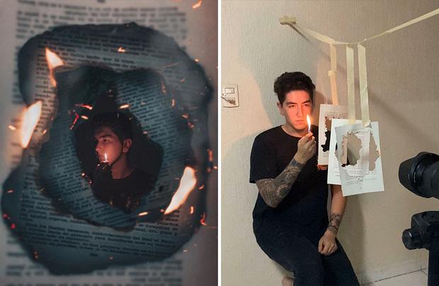 Loạt hậu trường khó đỡ của những bức ảnh long lanh trên Instagram khiến dân tình phải nể phục óc sáng tạo của hội phó nháy - Ảnh 2.