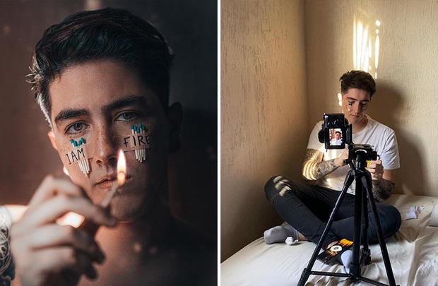 Loạt hậu trường khó đỡ của những bức ảnh long lanh trên Instagram khiến dân tình phải nể phục óc sáng tạo của hội phó nháy - Ảnh 15.