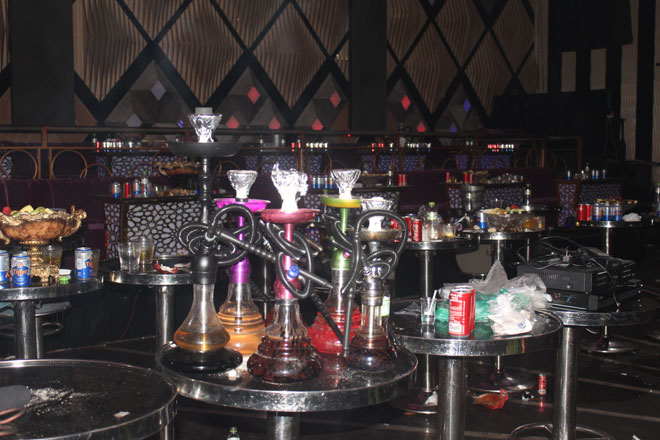 Gần 100 thanh niên chơi ma túy trong quán Bar Romance - Ảnh 3.