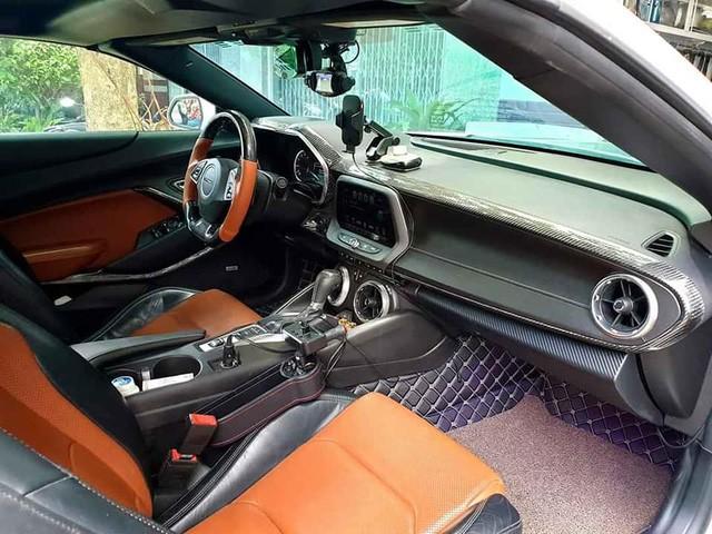 Bán Chevrolet Camaro giá 2,5 tỷ với 600 triệu tiền độ, chủ xe đắng lòng khi nhiều người hỏi giá mua xe về zin - Ảnh 3.