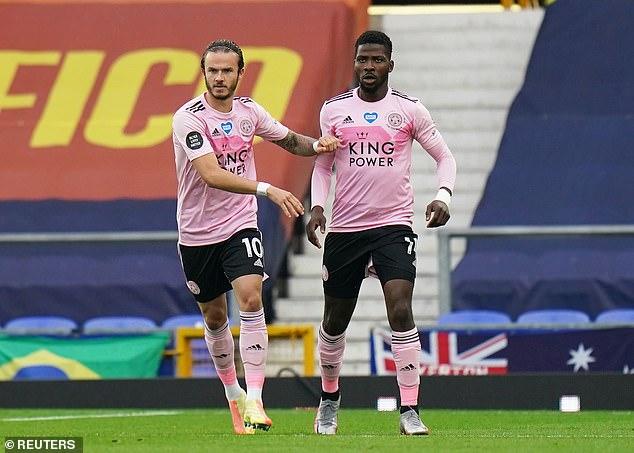 Chelsea, Leicester đồng loạt ngã ngựa, Man United chỉ còn cách top 4 một bước chân - Ảnh 2.