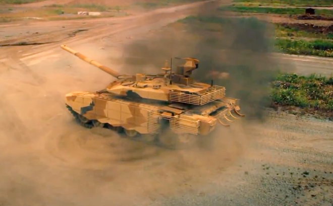 'Anh lớn' Bắc Phi mua 500 tăng T-90 để càn quét lính Thổ ở Libya? - Ảnh 2.
