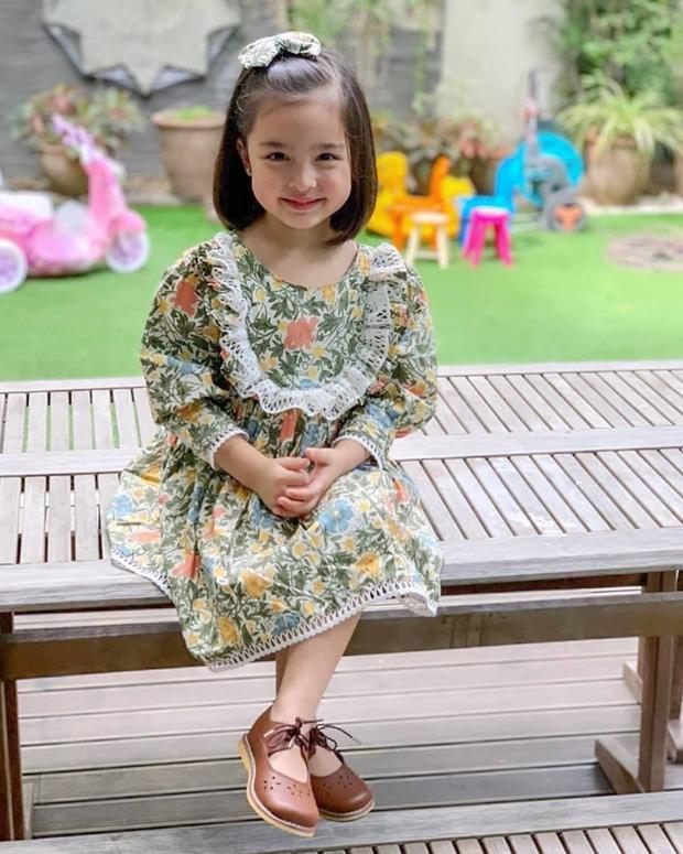 Con gái mỹ nhân đẹp nhất Philippines khiến nửa triệu người phát sốt chỉ với 1 bức ảnh, bảo sao cát-xê cao hơn cả mẹ - Ảnh 1.
