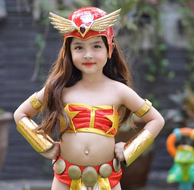 Con gái mỹ nhân đẹp nhất Philippines khiến nửa triệu người phát sốt chỉ với 1 bức ảnh, bảo sao cát-xê cao hơn cả mẹ - Ảnh 4.
