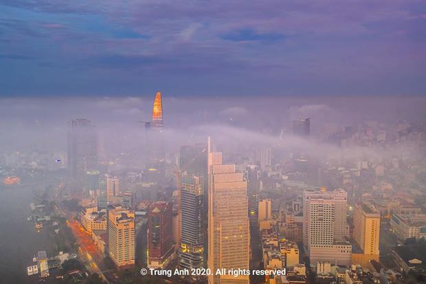 Khoảnh khắc 2 toà tháp cao nhất Sài Gòn vô tình lọt chung khung hình khiến dân mạng thảng thốt: Đẹp như cảnh trong phim Hollywood vậy! - Ảnh 20.