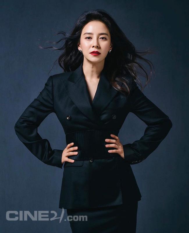 Top mỹ nhân Hàn Quốc có tầm ảnh hưởng nhất trên mạng xã hội Trung Quốc: Vụ ly hôn với Song Joong Ki cũng không giúp Song Hye Kyo vượt qua đàn em này - ảnh 9