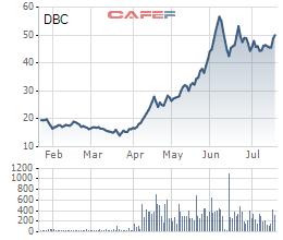 Hưởng lợi từ giá lợn, Dabaco (DBC) báo lãi 6 tháng cao gấp 28 lần cùng kỳ với 750 tỷ đồng - Ảnh 3.