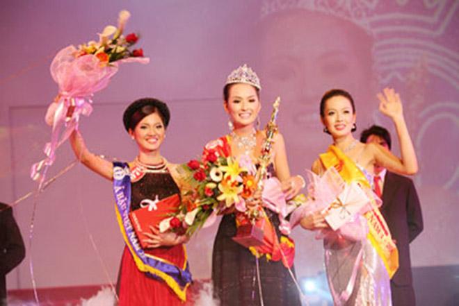 Chân dung á hậu Việt có cuộc sống bí ẩn dù từng nổi danh như Lưu Bảo Anh, Mai Phương Thúy - Ảnh 7.