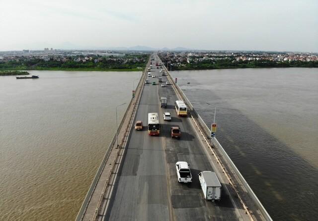 """Cấm xe, đóng cầu Thăng Long từ ngày 8/8 đến cuối năm để """"đại tu"""" - Ảnh 1."""