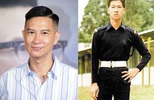 6 diễn viên TVB nổi tiếng xuất thân là cảnh sát Hong Kong - Ảnh 1.