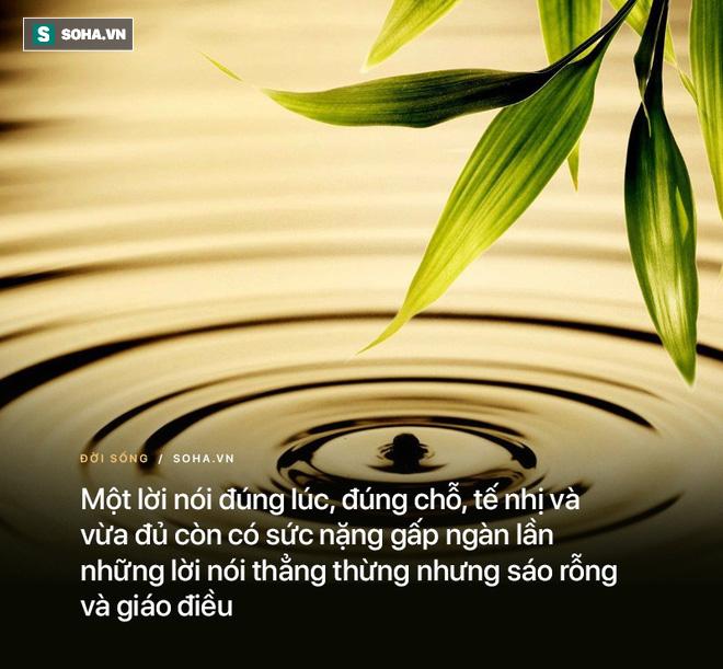 Có 4 kiểu nói, phàm là người khôn ngoan đều tránh: Hãy tham khảo để không đắc tội với người khác - Ảnh 4.